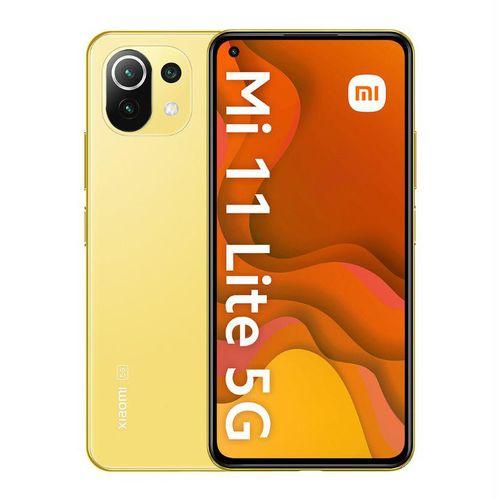 XIAOMI Mi 11 Lite 5G 8/128GB Żółty
